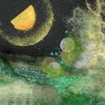 木霊と唄う月