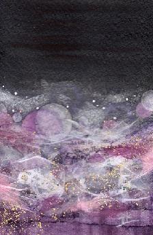 パープルマジック~雅の墨~