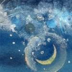 moonimage 「銀の雪が降る日」
